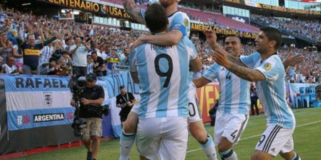 منتخب الأرجنتين يلغي وديته ضد إسرائيل في القدس