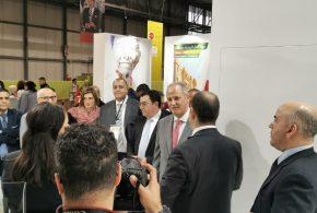 سفير المغرب بإيطاليا يفتتح فعاليات معرض العقار سماب اكسبو بميلانو