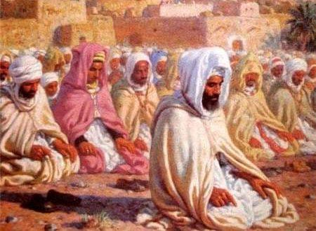 العصر السعدي الذي عاش فيه الولي الصالح الشيخ أبوعبيد امحمد الشرقي