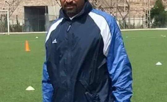 الإطار الوطني الشرقاوي البدوي مدربا لجمعية النجم الرياضي سوق السبت لكرة القدم