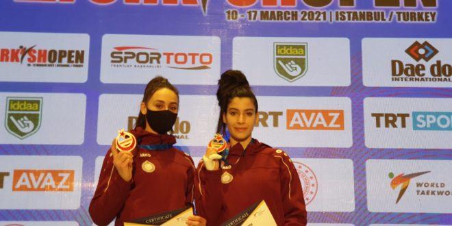 التايكواندو المغربي يحصد ميدالية ذهبية وبرونزية في الدوري المفتوح بتركيا