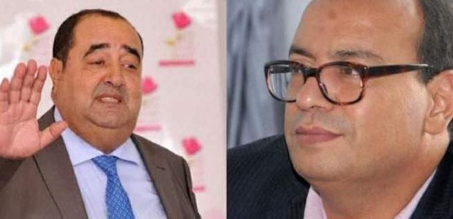 حسن نجمي يقدم استقالته من حزب الوردة بقلم الأستاذ عبد المجيد الدبدوبي