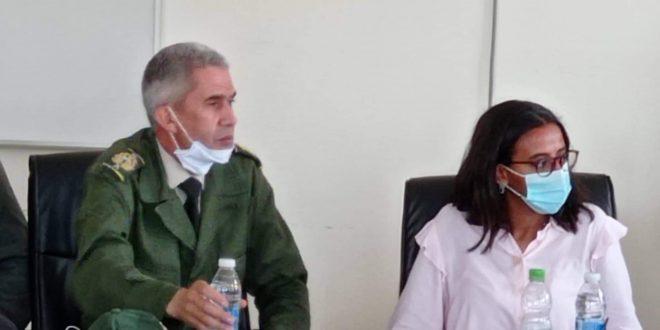 عمالة إقليم سيدي قاسم تنظم لقاء تواصلي مع جمعيات دائرة مشرع بلقصيري
