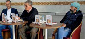 أجيالكم للثقافات والفنون والتنمية وشبكة المقاهي الثقافية بالمغرب يحتفلان بالكاتب المبدع جمال الفقير