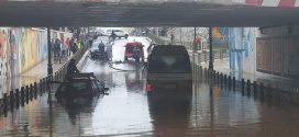 خريبكة تتنفس تحت الماء.. دقائق من الأمطار تعري هشاشة البنية التحتية