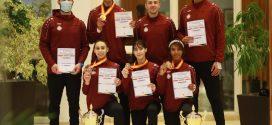 ميدالية ذهبية وثلاثة فضيات للمغرب في الدوري الدولي لاسبانيا .
