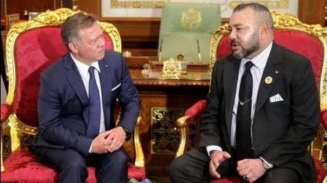 المملكة المغربية تعرب عن تأييدها المطلق لقرارات جلالة الملك عبد الله الثاني لضمان استقرار الأردن وأمنه + بلاغ الديوان الَملكي