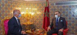 بلاغ من الديوان الملكي، عن استقبال صاحب الجلالة الملك محمد السادس، نصره الله، لرئيس اللجنة الخاصة بالنموذج التنموي، السيد شكيب بنموسى.