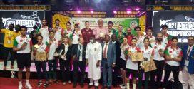 لتايكوندو المغربي ينتزع الصدارة خلال منافسات البطولة الإفريقية المقامة بالعاصمة السينغالية دكار