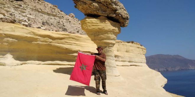 الرحالة سعيد شروق: مستكشف المغارات والكهوف يزور منطقة الدويرة السفلى نواحي ميسور.
