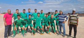 افورار: فريق الوفاق الرياضي لأفورار لكرة القدم ينقذ ماء وجه البلدة ويضمن البقاء في القسم الشرفي الثالث