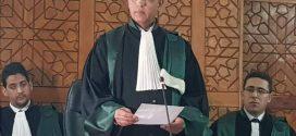 """ابن الفقيه بن صالح """"صالح التزاري"""" وكيلا عاما بمحكمة الاسئناف بمراكش."""