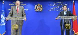 الأزمة الليبية.. السيد بوريطة يؤكد ضرورة البناء على التقدم المُحرز قصد إنجاح انتخابات دجنبر المقبل*
