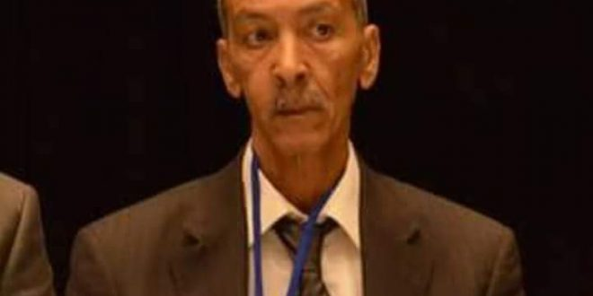 تعزية في وفاة عبد الغفار البداوي