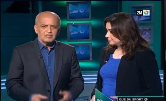 وفاة الزميل شكري العلوي الصحفي السابق بالقناة الثانية