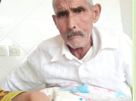 فم أودى بني ملال / تعزية في وفاة اخ محماد بن عباد