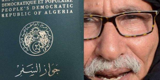 جمعية صحراوية تطالب المحكمة العليا الإسبانيةبسحب جواز سفر إبراهيم غالي ومنعه من مغادرة البلاد