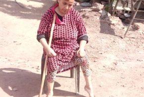 تاكلفت ازيلال / نداء سيدة من ذوي الاحتياجات الخاصة تطلب مساعدة من المحسنين