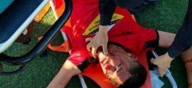 مجزرة مولودية الداخلة في حق الاتحاد الرياضي القاسمي