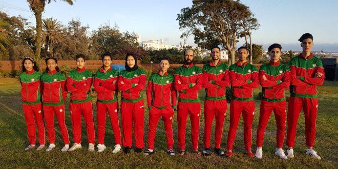 استعدادا للبطولة الأفريقية للتايكوندو المنتخب الوطني للتايكوندو والباراتايكوندو يدخلان التربص الإعدادي الرابع بالجديدة