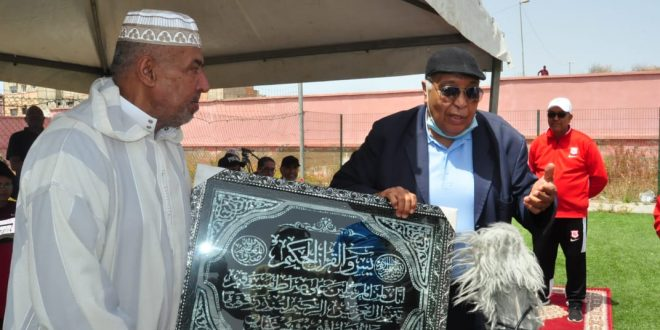 الرباط / جمعية أنوال الرياضية تنظم دوري في كرة القدم بمناسبة ميلاد ولي العهد