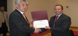 الأستاذ إدريس الهلالي يحصل على أعلى شهادة يمنحها الاتحاد الدولي للتايكوندو