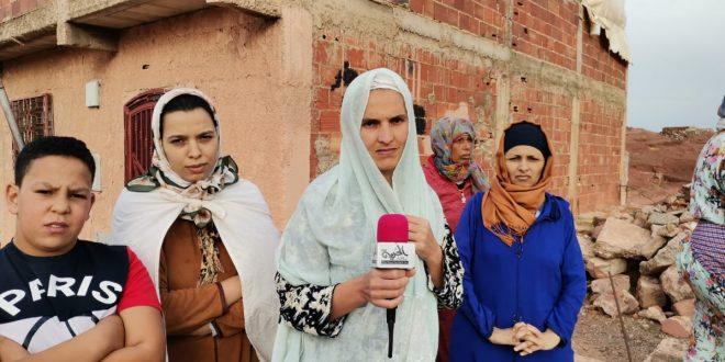 ساكنة حي بوتعونين بحي اساكا خنيفرة تطالب بإدنى شروط العيش الكريم روبورطاج بالفيديو