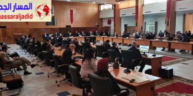 الجديدة : اجتماع اللجنة التقنية الاقليمية الخاصة بقطاع الفلاحة.