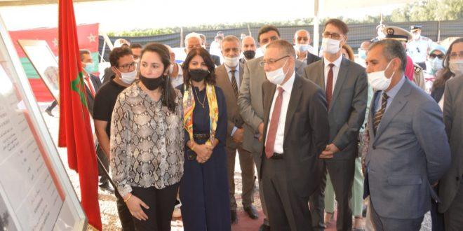 بني ملال… بلاغ صحافي/ إطلاق مشروع بناء مركز لإسعاف وإدماج الأشخاص بدون مأوى