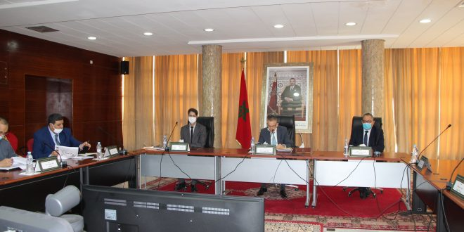 بني ملال… اجتماع اللجنة الجهوية للسلامة الطرقية