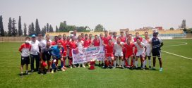 نادي عمل بلقصيري لكرة القدم ينتصر على بطل شطر الشمال نادي الفتح الرباطي بثمانية مقابل واحد
