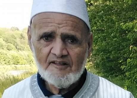 محمد بحسي يرثي والده : يوم الجمعة.