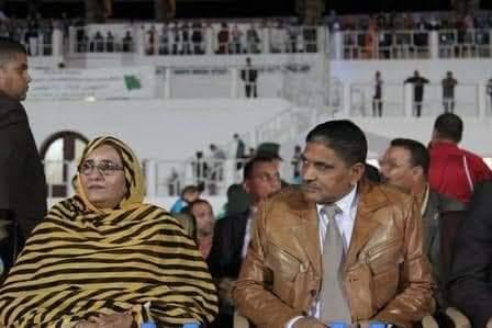 إصابة زوجة زعيم البوليساريو السابق بالجنون وترحيلها من كوبا إلى الجزائر