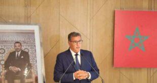 رئيس الحكومة المكلف، السيد عزيز اخنوش رئيسا للمجلس الجماعي لاكادير
