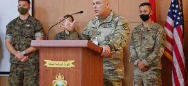 أفراد الجيشين الأمريكي والمغربي يتمان اليوم برنامجًا تدريبيًا